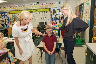 3-24-2016 Hawk's Rise Elementary School Visit