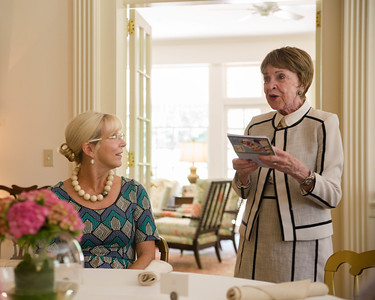 5-12-2015 Tallahassee - Docent Luncheon