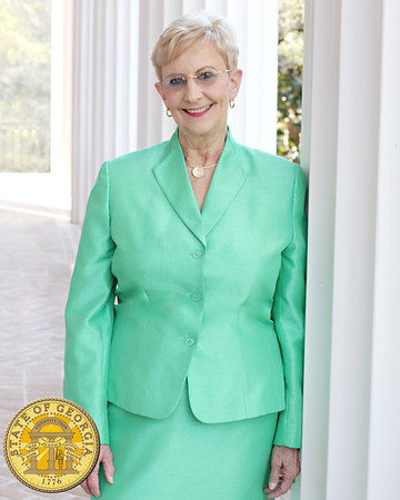 First Lady Sandra Deal