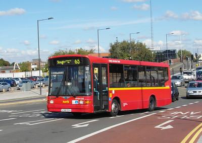41356 - V356DLH - Slough (William St) - 22.9.12