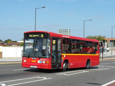 41356 - V356DLH - Slough (William St) - 15.9.12