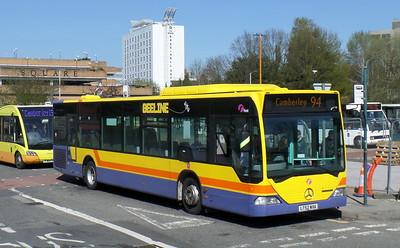 64012 - LT52WXA - Bracknell (bus station)