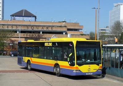 64019 - LK03LNF - Bracknell (bus station)