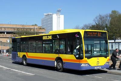 64018 - LK03LNE - Bracknell (bus station)