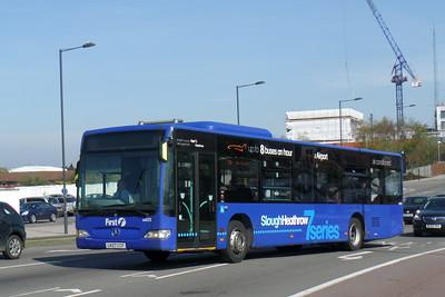 64033 - LK07CCF - Slough (Stoke Road)