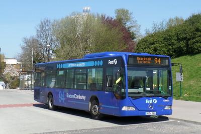 64021 - BU04EZG - Bracknell (bus station)