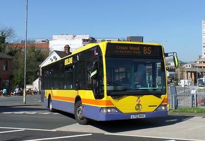 64016 - LT52WXO - Bracknell (bus station)