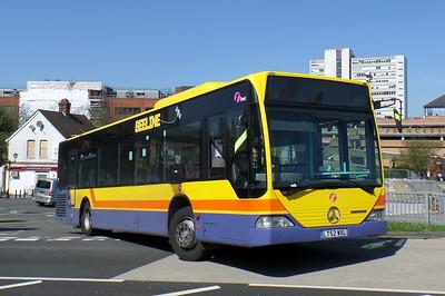 64014 - LT52WXL - Bracknell (bus station)