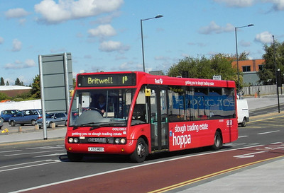 53052 - LK53MBX - Slough (William St) - 22.9.12
