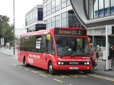53065 - YJ58CEV - Slough (bus station) - 16.8.12
