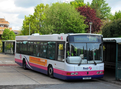 60219 - T565BSS - Bracknell (bus station) - 17.5.10