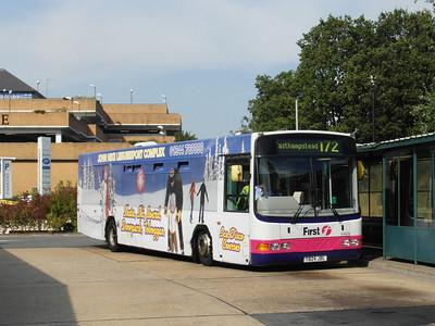 65624 - T824JBL - Bracknell (bus station) - 15.9.12