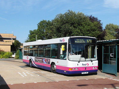 65620 - T820JBL - Bracknell (bus station) - 15.9.12
