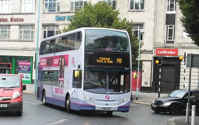 33660 - SN12AEA - Plymouth (Derry's Cross) - 29.7.13