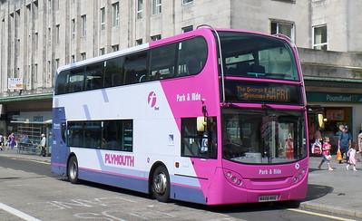 33420 - WA08MVE - Plymouth (Royal Parade)