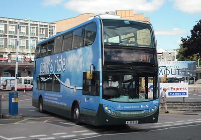 33411 - WA56FUB - Plymouth (Brentonside bus station) - 11.8.09