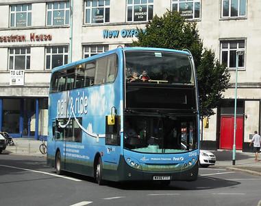 33418 - WA56FTT - Plymouth (Royal Parade) - 11.8.09