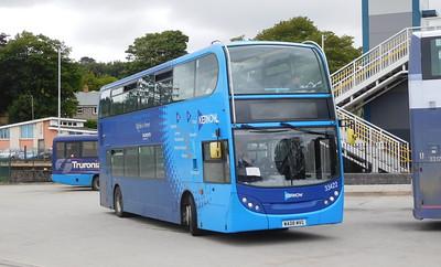 33422 - WA08MVG - St. Austell (bus station)