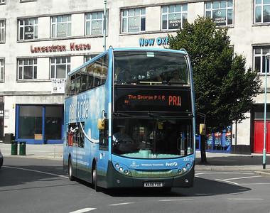 33413 - WA56FUE - Plymouth (Royal Parade) - 11.8.09