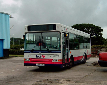 42558 - SN05DZU - Falmouth (outstation) - 24.7.05