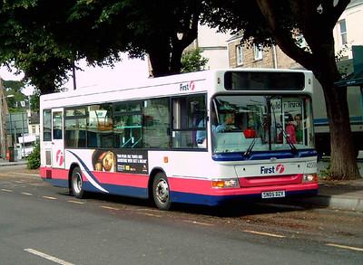 42559 - SN05DZV - Falmouth (Moor) - 24.7.05