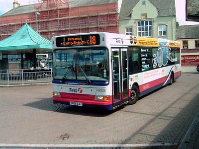42929 - SN05EAJ - Truro (bus station) - 2.8.06