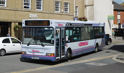 42924 - SN05EAA - Truro (bus station)