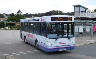 43869 - EG52FFL - St. Austell (bus station)