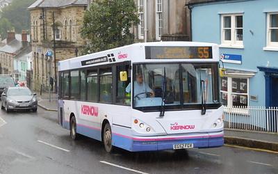 43866 - EG52FGV - Bodmin (town centre)