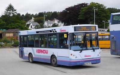43857 - EG52FGE - St. Austell (bus station)