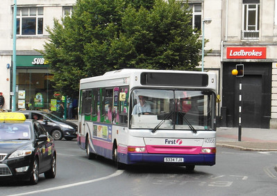 40958 - S334TJX - Plymouth (Derry's Cross) - 29.7.13