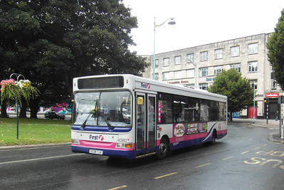 40960 - S338TJX - Plymouth (Derry's Cross) - 29.7.13