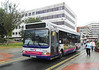 40036 - S376SUX - Plymouth (Mayflower St) - 29.7.13