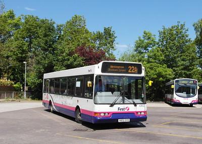 42832 - V832DYD - Taunton (bus station) - 31.5.13