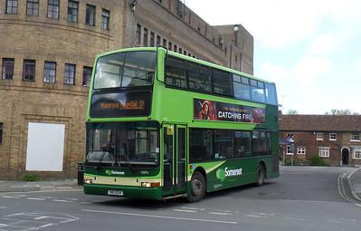 32874 - V874HBY - Taunton (Castle St)