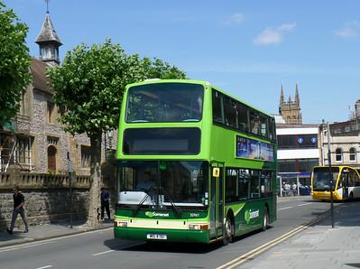 32961 - X961HLT - Taunton (Corporation St)