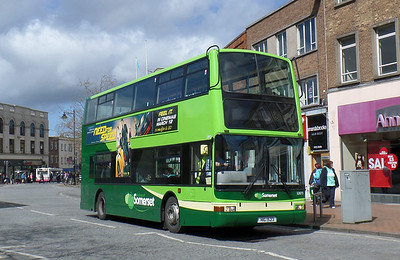 32873 - V873HBY - Taunton (Parade)