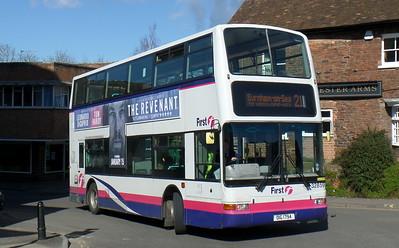 32859 - V859HBY - Taunton (Castle St)