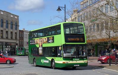 32874 - V874HBY - Taunton (Parade)