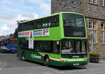 32872 - V872HBY - Taunton (Castle Way)