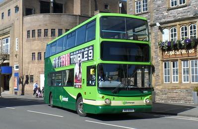 32935 - W935ULL - Taunton (Corporation St)