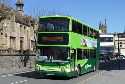 33377 - LK53EYW - Taunton (Corporation St)