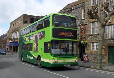 33382 - LK53EZB - Taunton (Corporation St) - 8.4.14