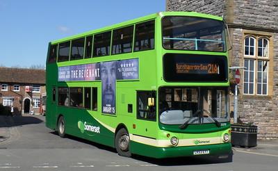 33379 - LK53EYY - Taunton (Castle St)