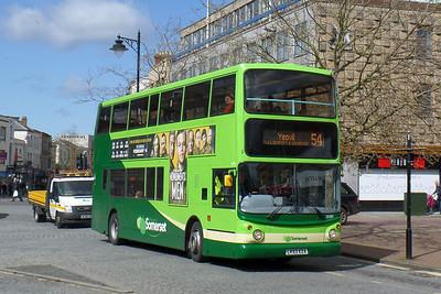 33381 - LK53EZA - Taunton (Parade) - 8.4.14