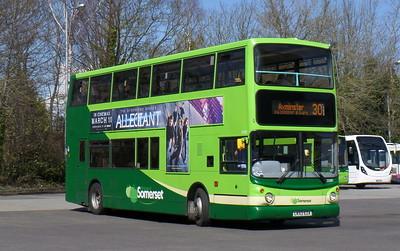 33381 - LK53EZA - Taunton (bus station)