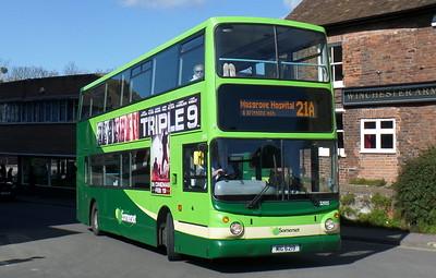 32935 - W935ULL - Taunton (Castle St)