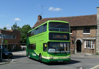 33377 - LK53EYW - Taunton (Castle St) - 29.7.14