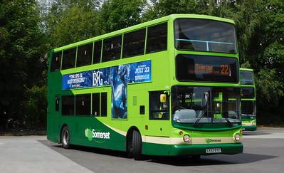 33380 - LK53EYZ - Taunton (bus station)