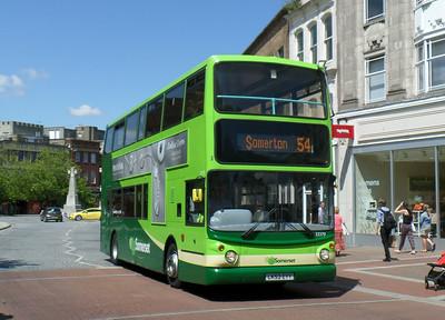 33379 - LK53EYY - Taunton (Parade) - 29.7.14